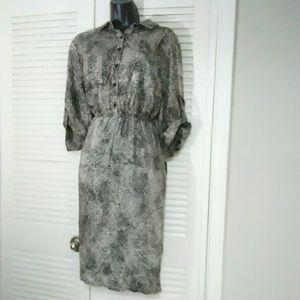 Pure Energy plus size 18/20 shirt dress